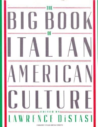 9780060916800: The Big Book of Italian American Culture