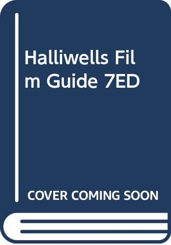 9780060919894: Halliwell's Film Guide (Seventh Edition)