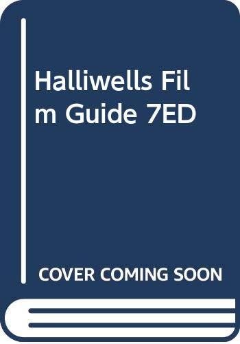 9780060919894: Halliwells Film Guide 7ED