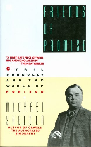 9780060920012: Friends of Promise: Cyril Connolly and the World of Horizon