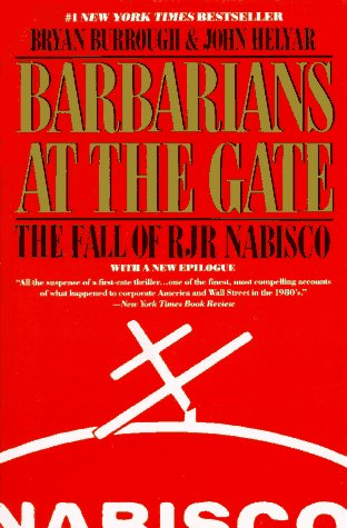 9780060920388: Barbarians at the Gate: The Fall of Rjr Nabisco