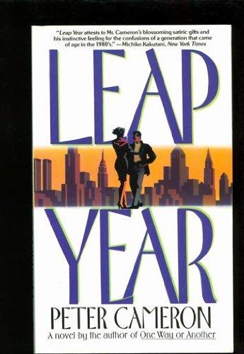 9780060920395: Leap Year: A Novel