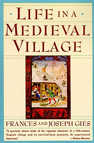 9780060920463: Life in a Medieval Village