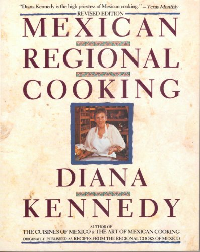 9780060920692: Mexican Regional Cooking
