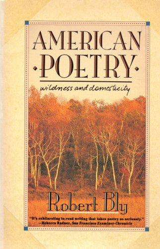 9780060920821: American Poetry