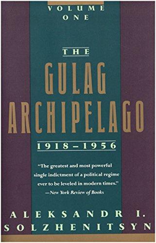9780060921026: The Gulag Archipelago: 1918-1956 Vol 1