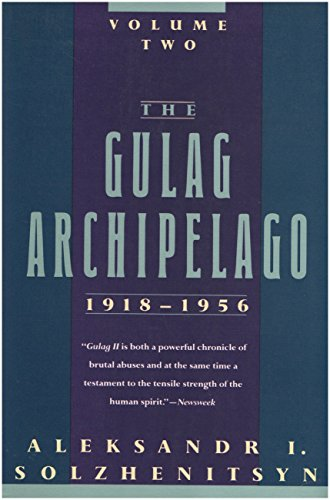 9780060921033: The Gulag Archipelago Two (1918-1956: An Experiment in Literary Investigation III-IV)