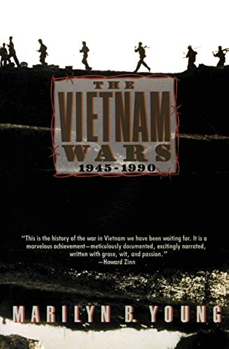 Vietnam Wars 1945-1990 (0060921072) by Young, Marilyn