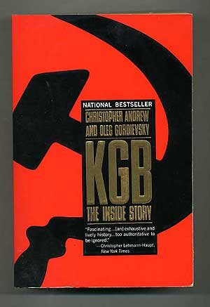 9780060921095: KGB: The Inside Story of Its Foreign Operations from Lenin to Gorbachev