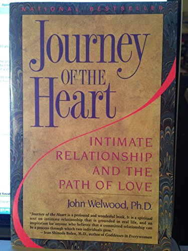 9780060921224: Journey of the Heart: Intimate Relationship and the Path of Love