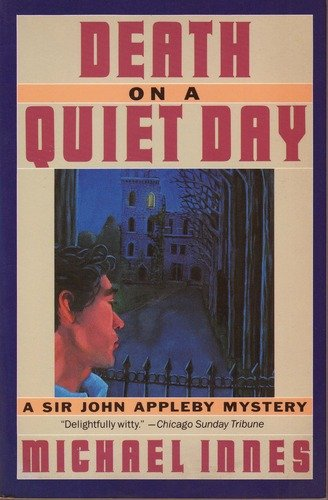 9780060921378: Death on a Quiet Day
