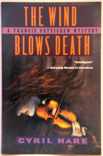 The Wind Blows Death: Cyril Hare