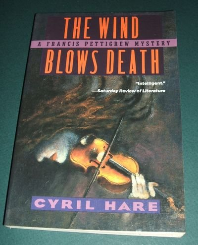 9780060921385: The Wind Blows Death