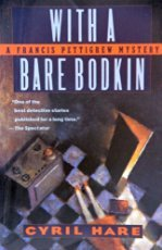 9780060921392: With a Bare Bodkin