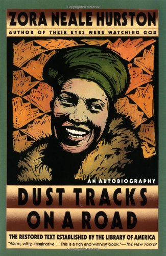 9780060921682: Dust Tracks on a Road: An Autobiography