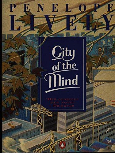 9780060922160: City of the Mind: A Novel