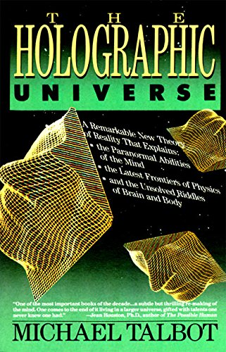 9780060922580: The Holographic Universe