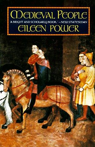 9780060922757: Medieval People