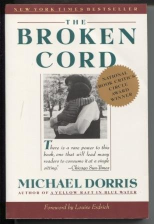 9780060922870: The Broken Cord
