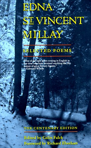 9780060922887: Edna St Vincent Millay - Selected Poems