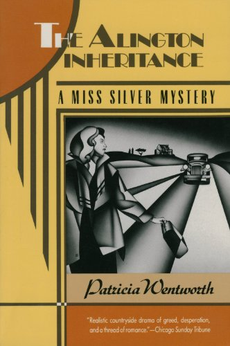9780060922979: The Alington Inheritance: A Miss Silver Mystery