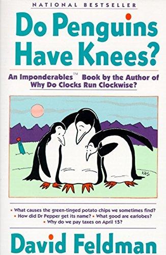 9780060923273: Do Penguins Have Knees?