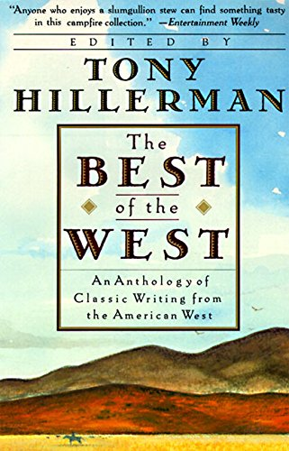 The Best of the West: Anthology of: Tony Hillerman