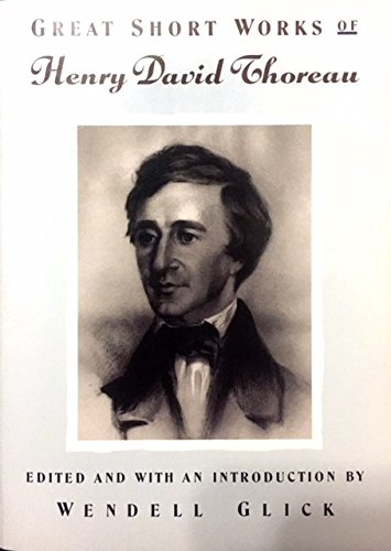 9780060923792: Great Short Works of Henry David Thoreau (Great Short Works Of...series)