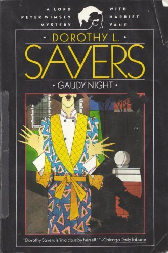 9780060923921: Gaudy Night (A Lord Peter Wimsey Mystery With Harriet Vane)