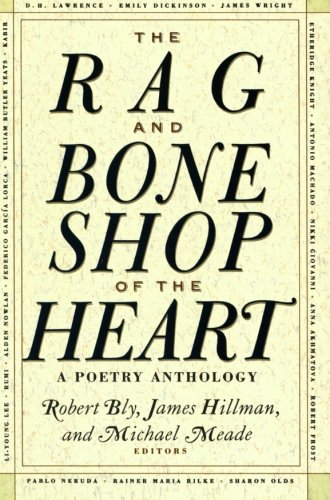 9780060924201: The Rag and Bone Shop of the Heart: Poems for Men