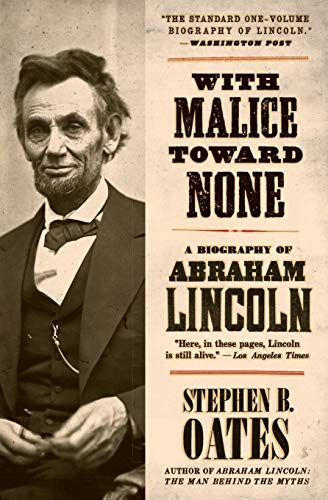9780060924713: With Malice toward None: The Life of Abraham Lincoln