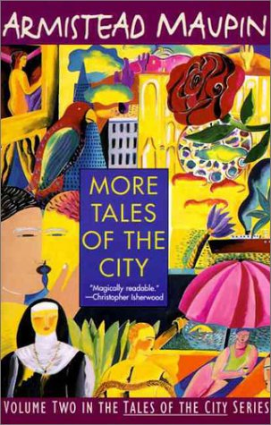 9780060924799: More Tales of the City (Maupin, Armistead. Tales of the City Series, V. 2.)