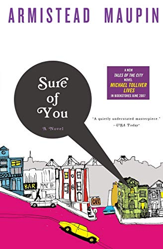 9780060924843: Sure of You (Tales of the City)