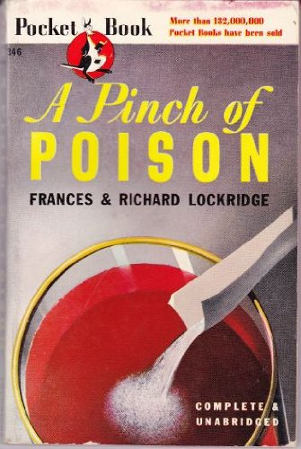 9780060924911: A Pinch of Poison