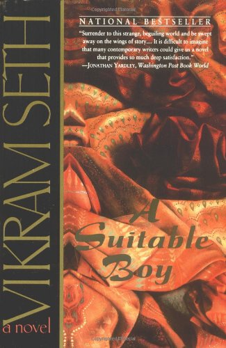 9780060925000: A Suitable Boy