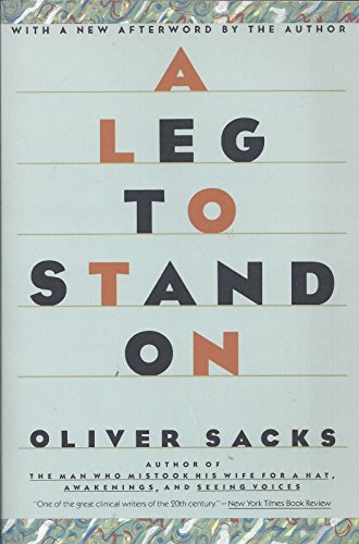 9780060925444: A Leg to Stand on