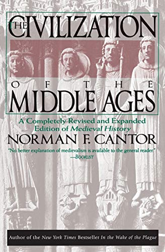 9780060925536: Civilization of the Middle Ages