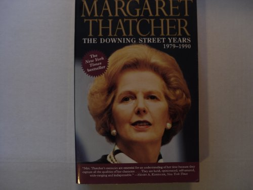 9780060925635: The Downing Street Years