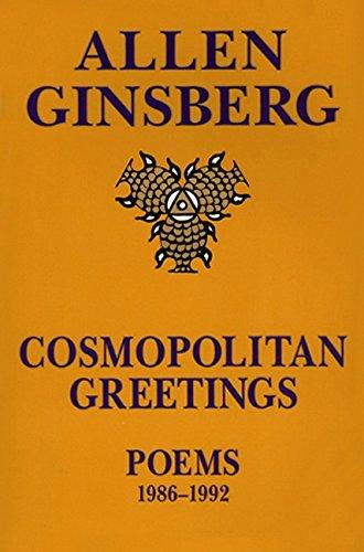 9780060926236: Cosmopolitan Greetings: Poems 1986-1992