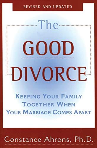 9780060926342: The Good Divorce