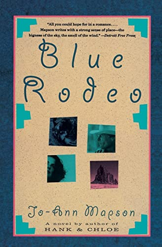 9780060926359: Blue Rodeo