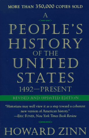 9780060926434: A People's History of the United States: 1492-Present