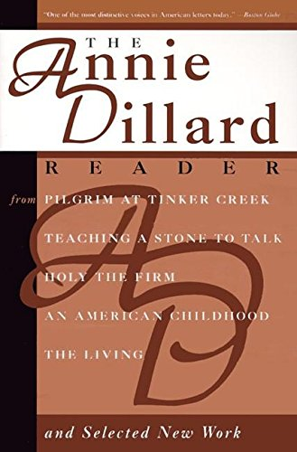9780060926601: The Annie Dillard Reader