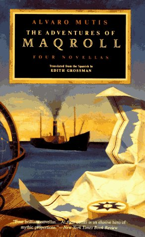 9780060926878: The Adventures of Maqroll: Four Novellas