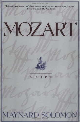 Mozart: A Life - Solomon, Maynard