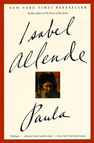Paula: Isabel Allende