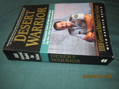 9780060927509: Desert Warrior: A Personal View of the Gulf War by the Joint Forces Commander