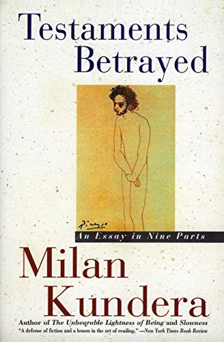 9780060927516: Testaments Betrayed: An Essay in Nine Parts