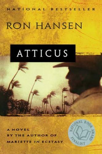 9780060927868: Atticus: A Novel