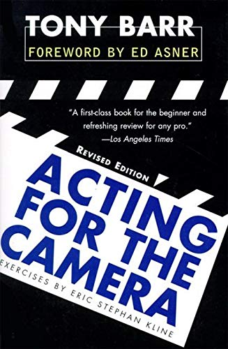 9780060928193: Acting for the Camera